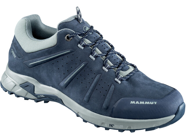 Mammut Convey Low GTX Kengät Miehet, marine-grey